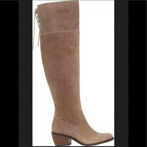 Lucky Brand Komah Wide Calf Knee High Boot 8.5